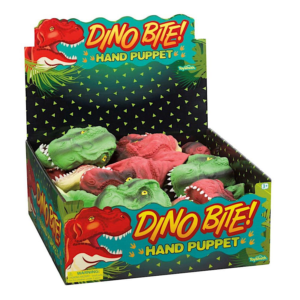 Dino Bites Hand Puppets