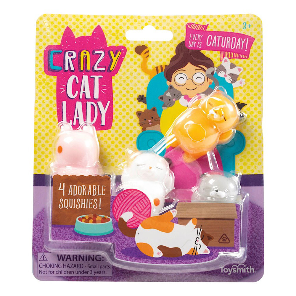 Toysmith Crazy Cat Lady