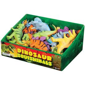 Toysmith Dinosaur Squishimals