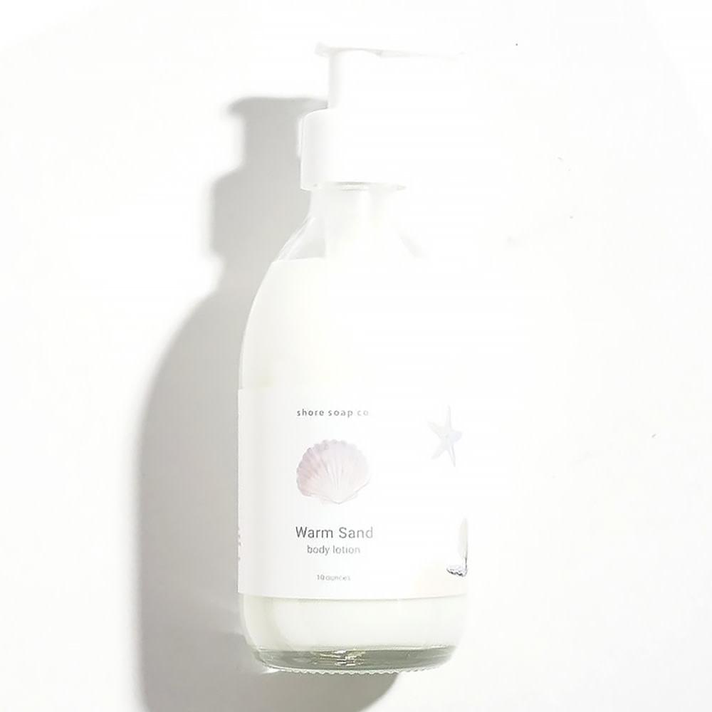 Shore Soap Company - Body Lotion - Warm Sand