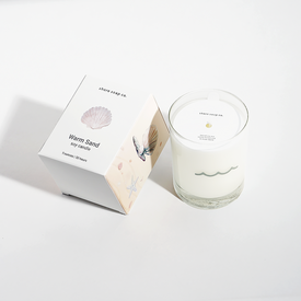 Shore Soap Company Shore Soap Company - Candle - Warm Sand