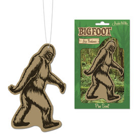 Archie McPhee Air Freshener - Bigfoot