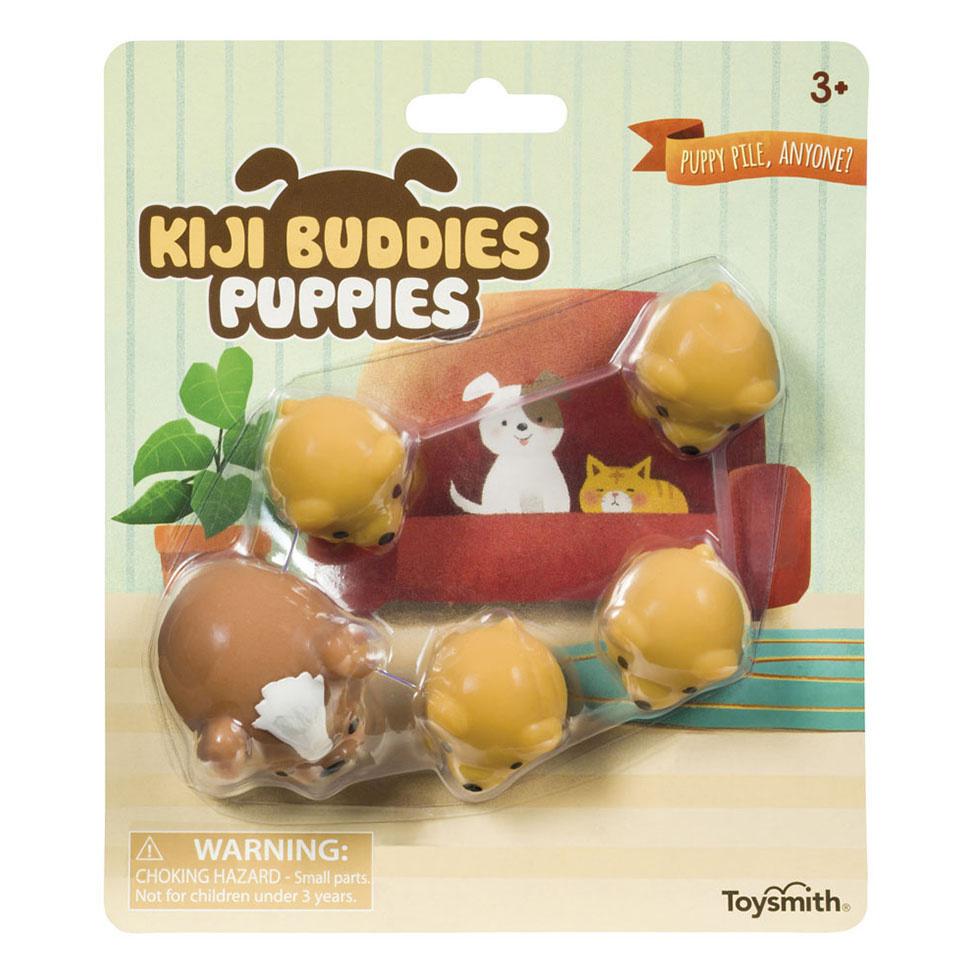 Kiji Puppy Family