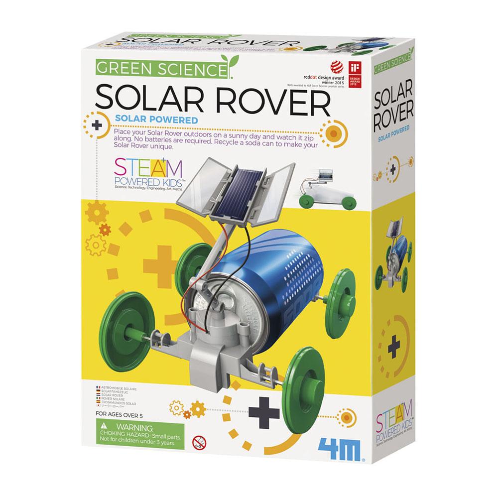Toysmith Solar Rover
