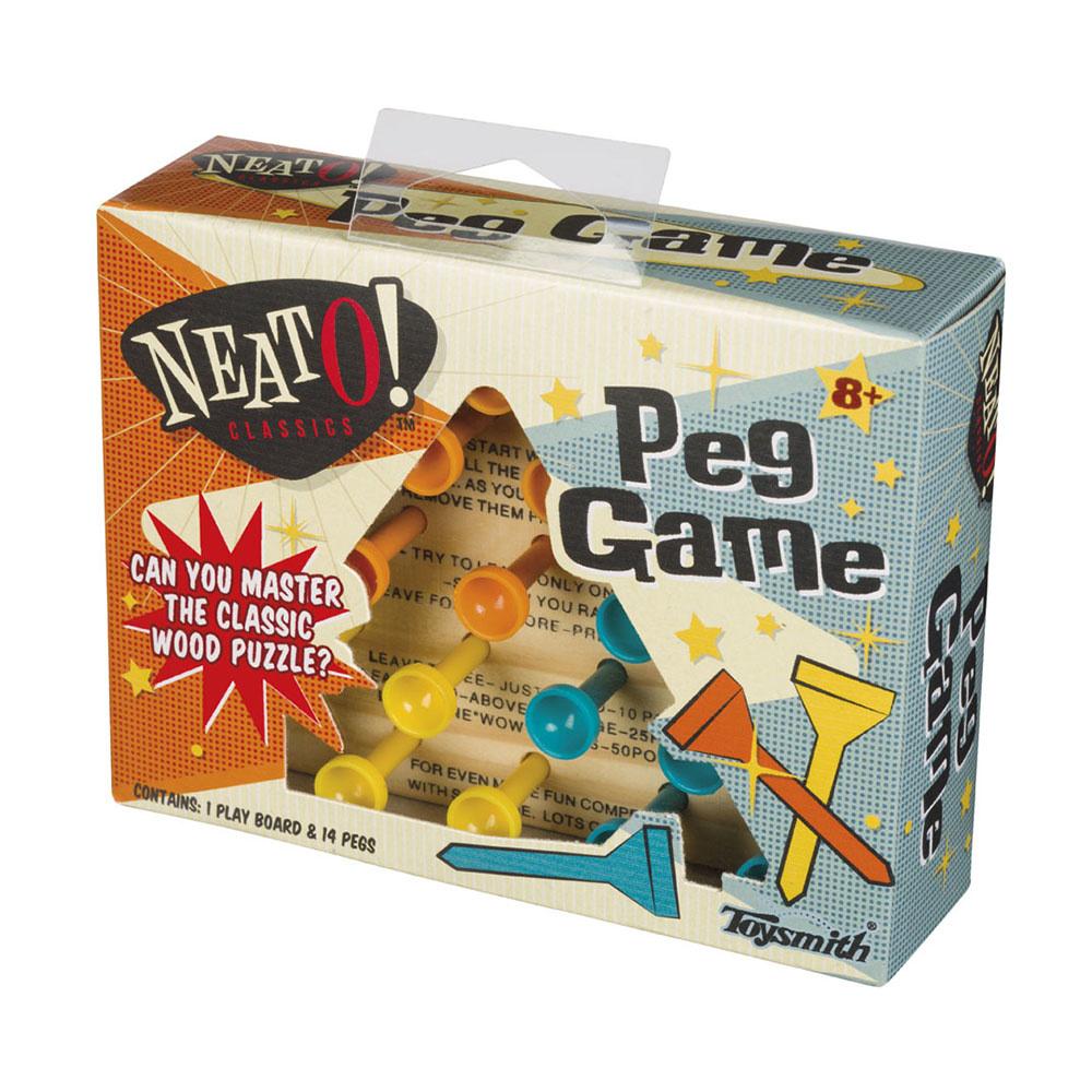 Peg Game
