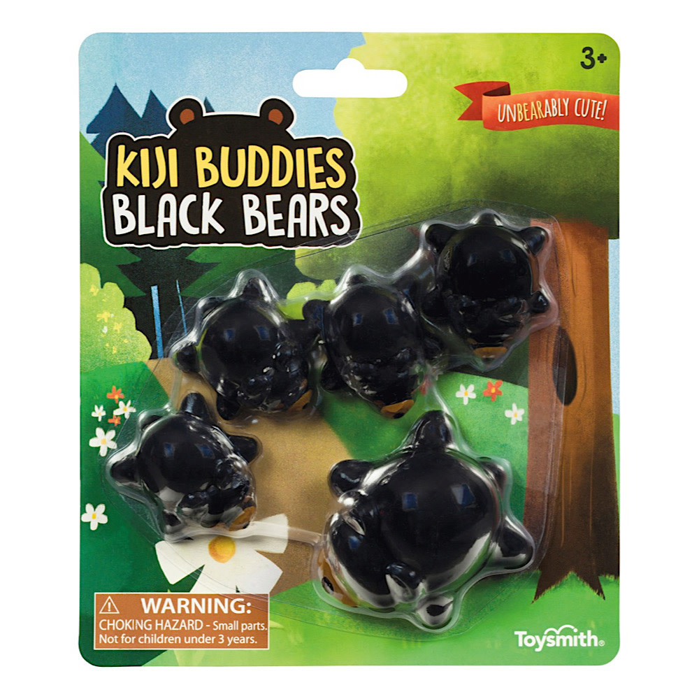 Toysmith Kiji Brown Bear Family