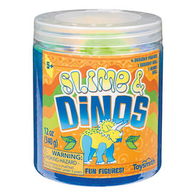 Toysmith Slime and Dinos