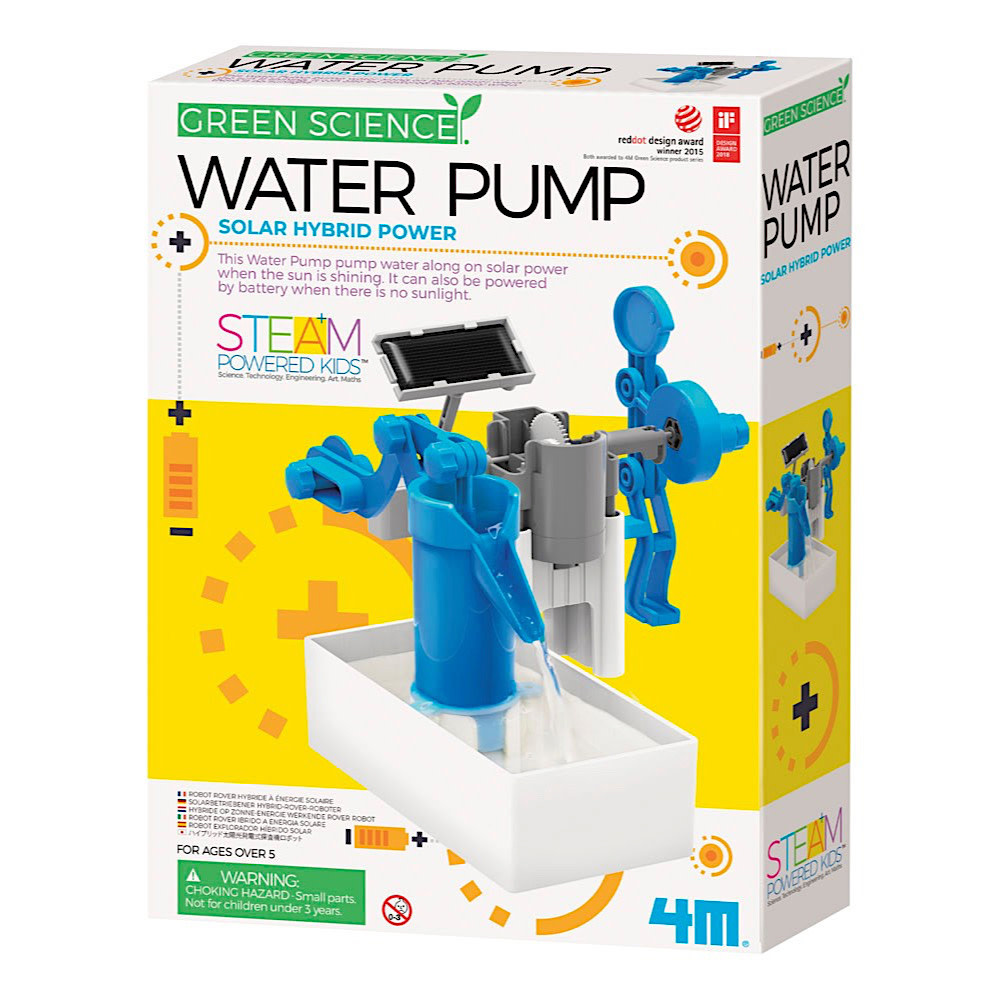 4M Green Science - Water Pump