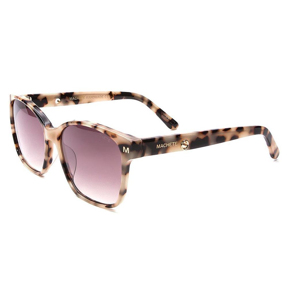Machete Machete - Jenny Sunglasses - Blonde Tortoise