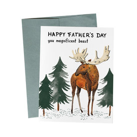 Wildship Studio Wildship Studio - Card - Happy Father's Day