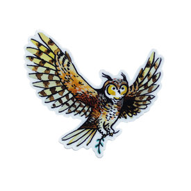 Wildship Studio Wildship Studio - Sticker - Owl