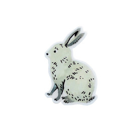 Wildship Studio Wildship Studio - Sticker - Bunny