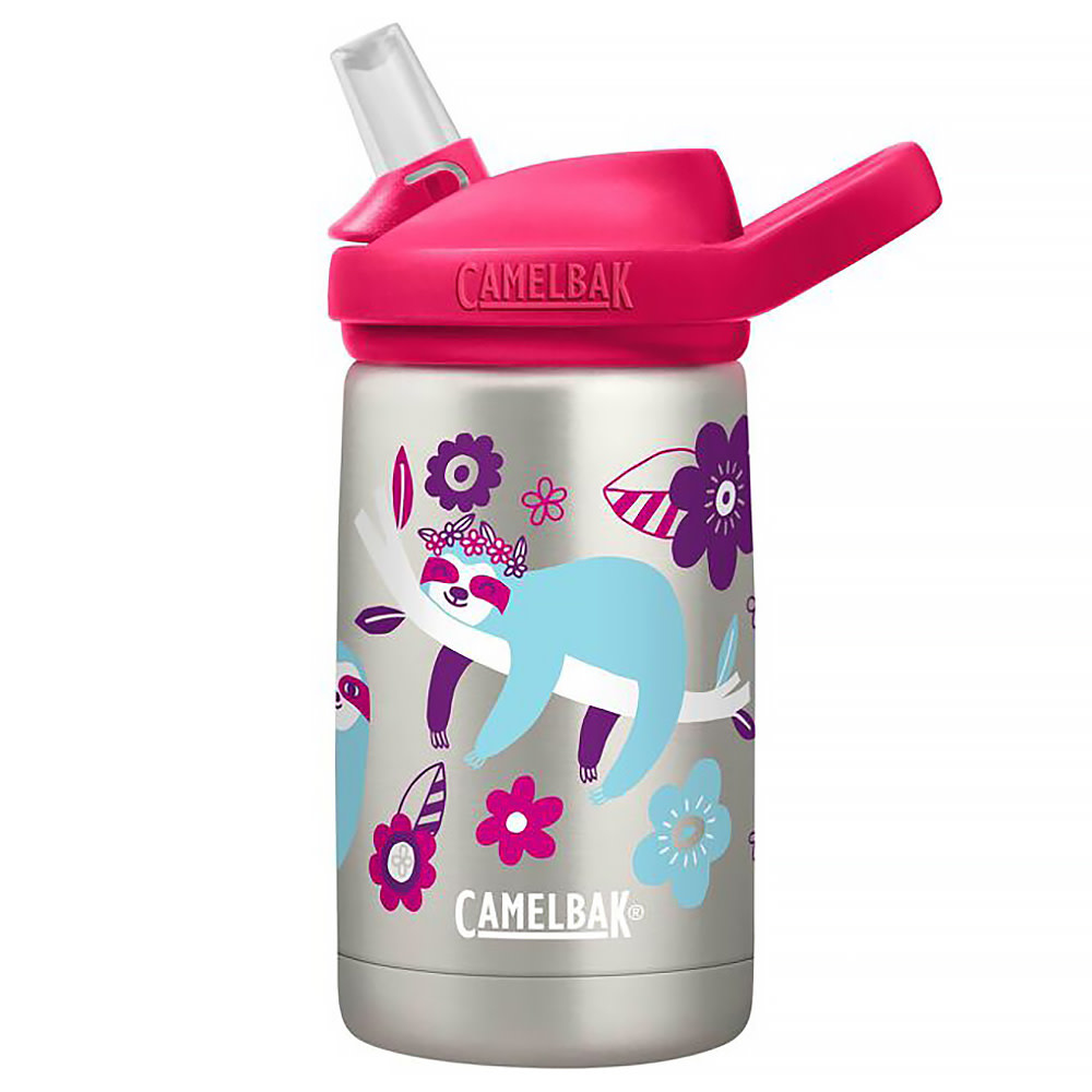 CamelBak Eddy Kids Vacuum Insulated Stainless .35L - Flowerchild Sloth
