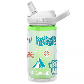 CamelBak CamelBak Eddy Kids Insulated .4L - Adventure Map