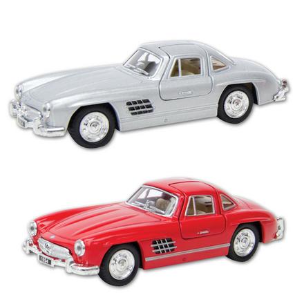 Die Cast Mercedes SI300