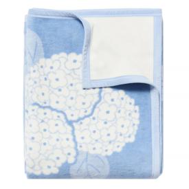 Chappywrap Chappywrap Blanket - Blue Hydrangea