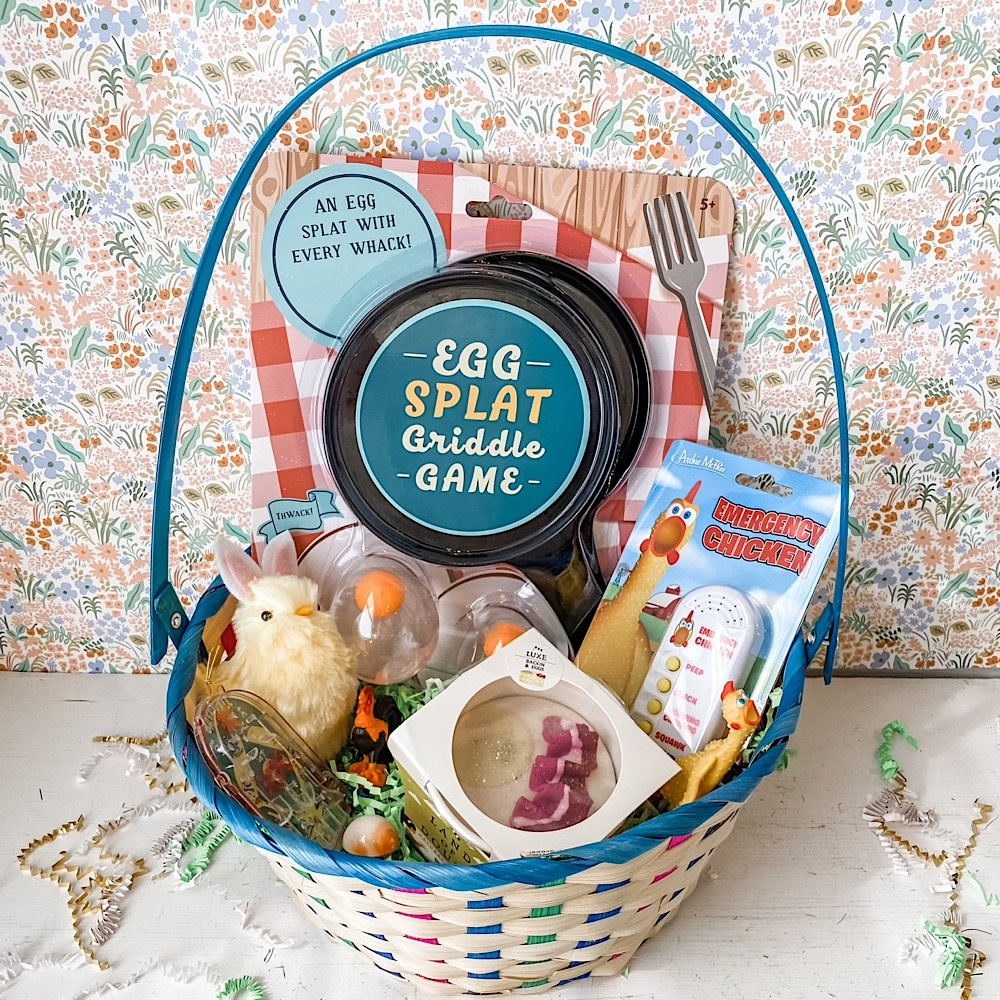 Daytrip Society Easter Basket  - Chicken or the Egg 2021