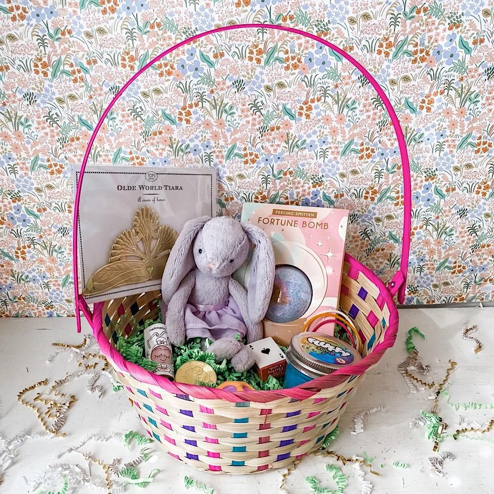 Daytrip Society Easter Basket - Ballet Bunny 2021