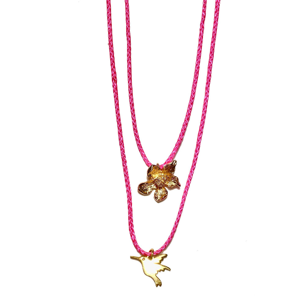 Gunner & Lux Gunner & Lux Necklace - The Delicates