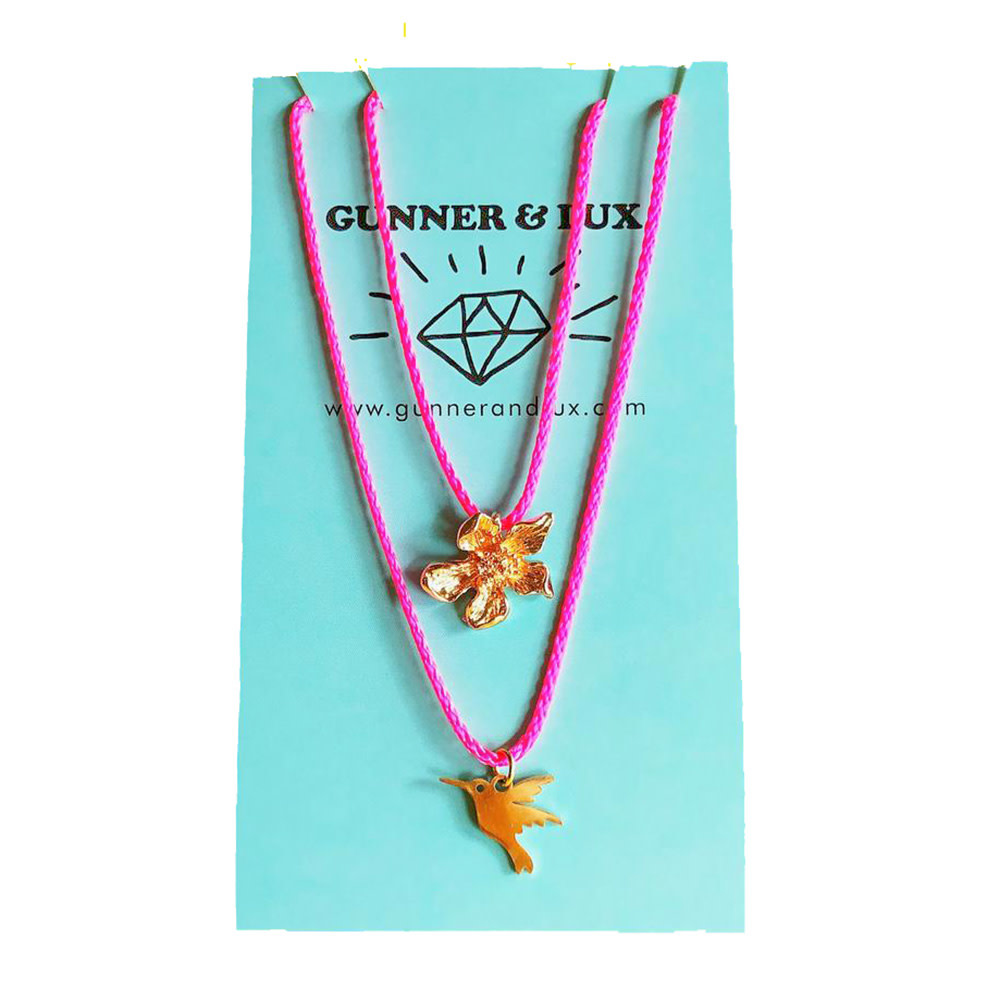 Gunner & Lux Necklace - The Delicates