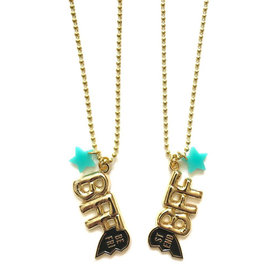 Gunner & Lux Gunner & Lux BFF Necklace Set