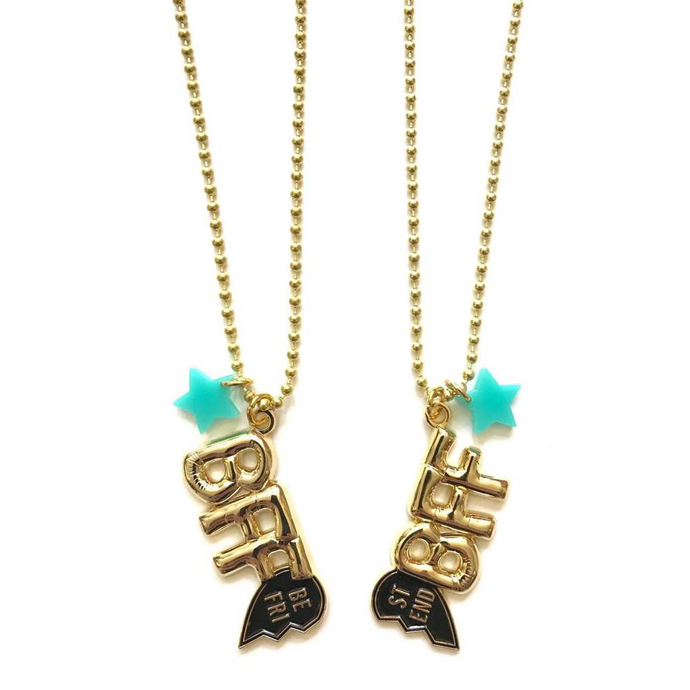 Gunner & Lux Gunner & Lux BFF Necklace Set