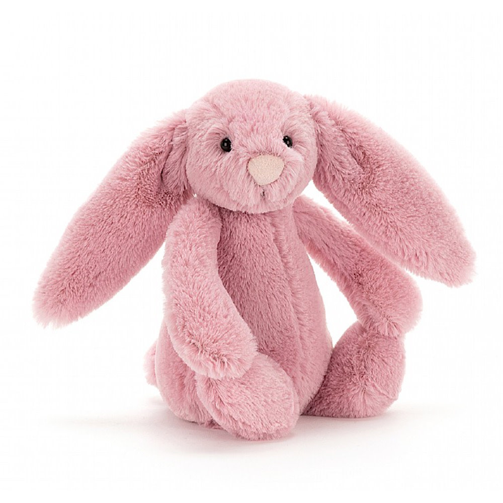 Jellycat Bashful Tulip Pink Bunny - Small - 7 Inches