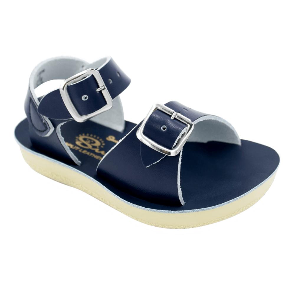 Salt Water Sandals Surfer Toddler Navy