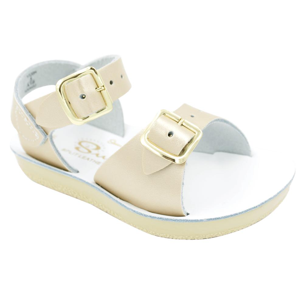 Salt Water Sandals Salt Water Sandals Surfer Toddler Gold