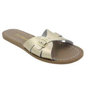 Salt Water Sandals Salt Water Sandals Adult Classic Slides - Gold