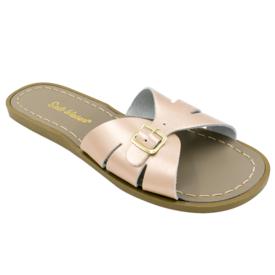 Salt Water Sandals Salt Water Sandals Adult Classic Slides - Rose Gold
