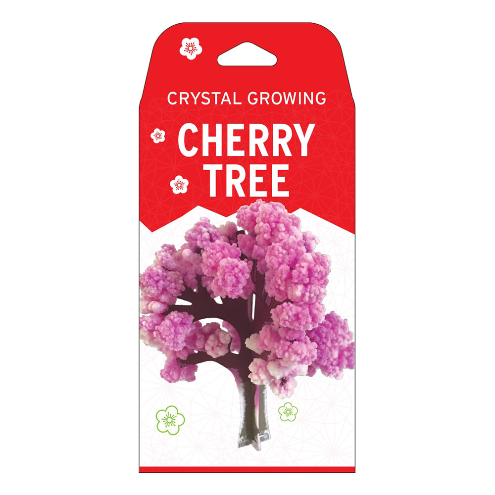 Copernicus Toys Crystal Growing Cherry Tree