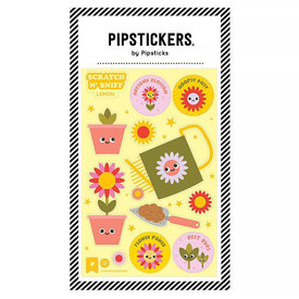 Pipsticks Awesome Blossoms Scratch 'n Sniff Stickers