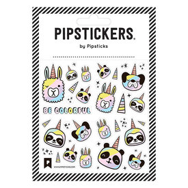 Pipsticks Be Colorful Stickers