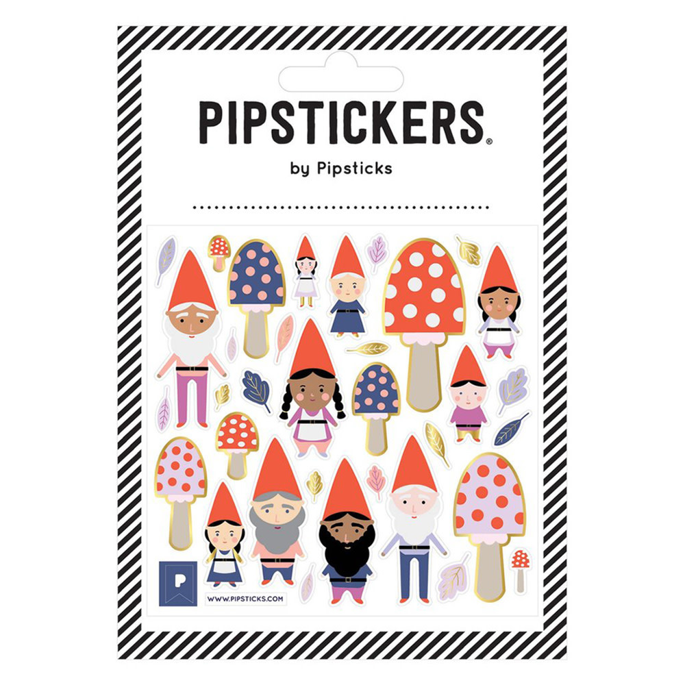 Pipsticks Getting To Gnome You Stickers