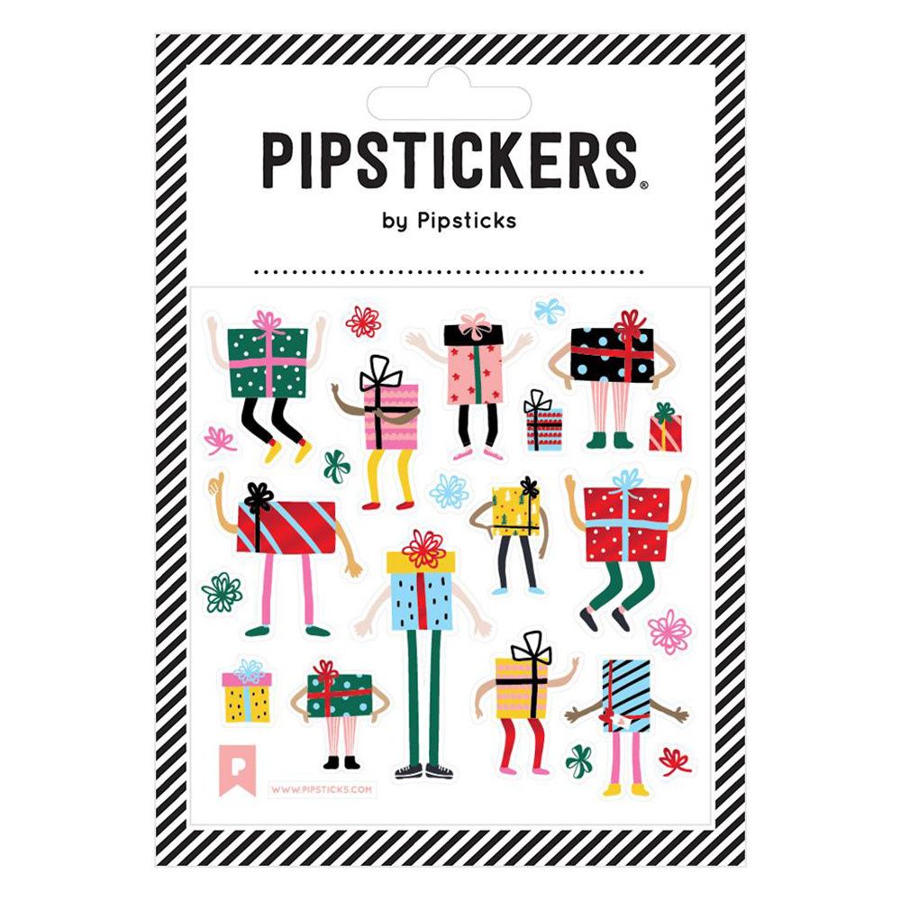 Pipsticks Gifted Dancers Stickers