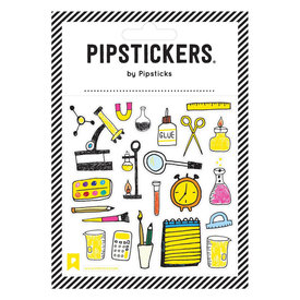 Pipsticks Science Lab Stickers