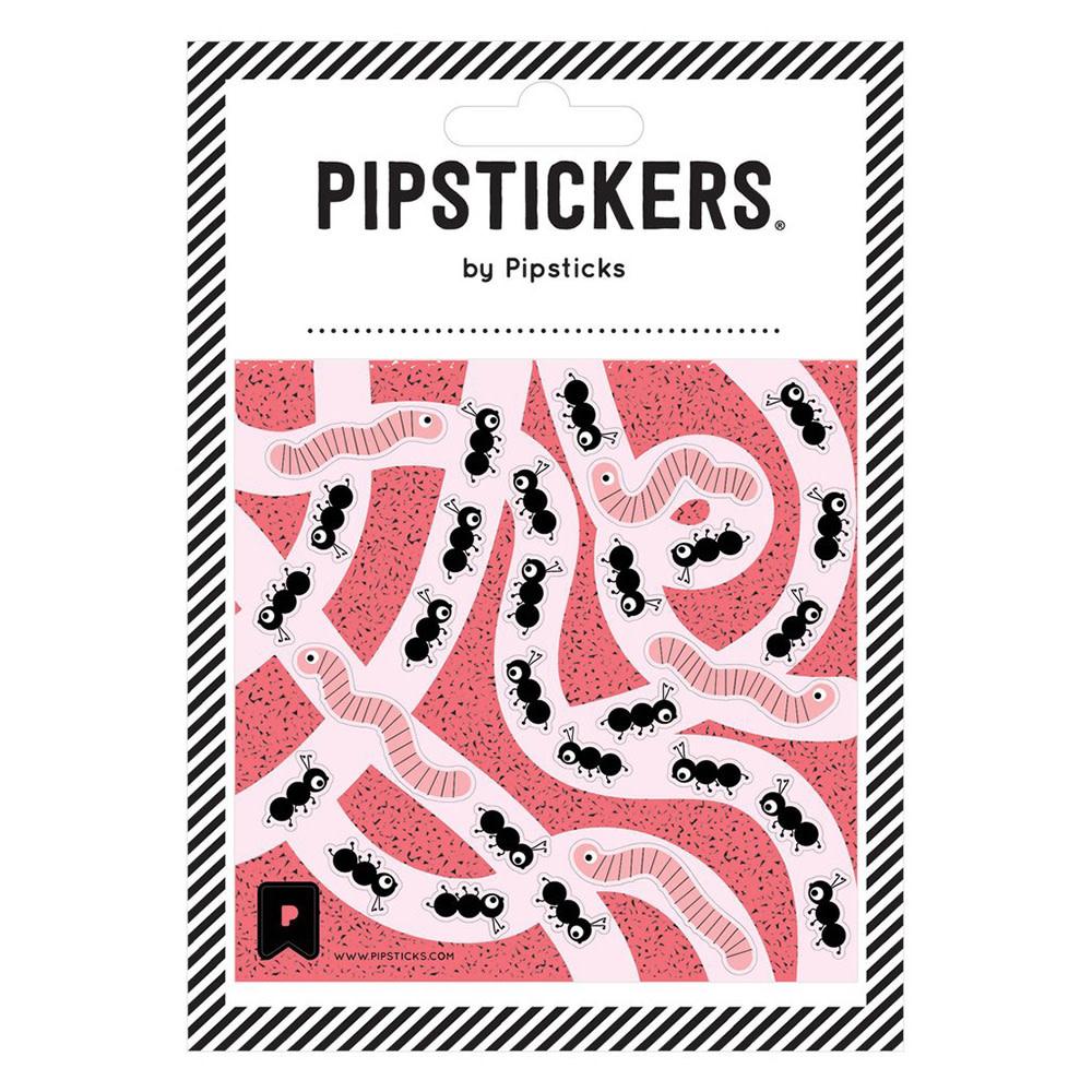 Underground Ant-ics Stickers