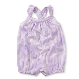 Tea Collection Tea Collection - Cross-Back Baby Romper - Sun Dyed