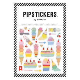 Pipsticks Sundae Treats Stickers
