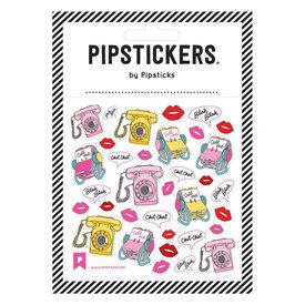 Pipsticks Chit Chat Stickers