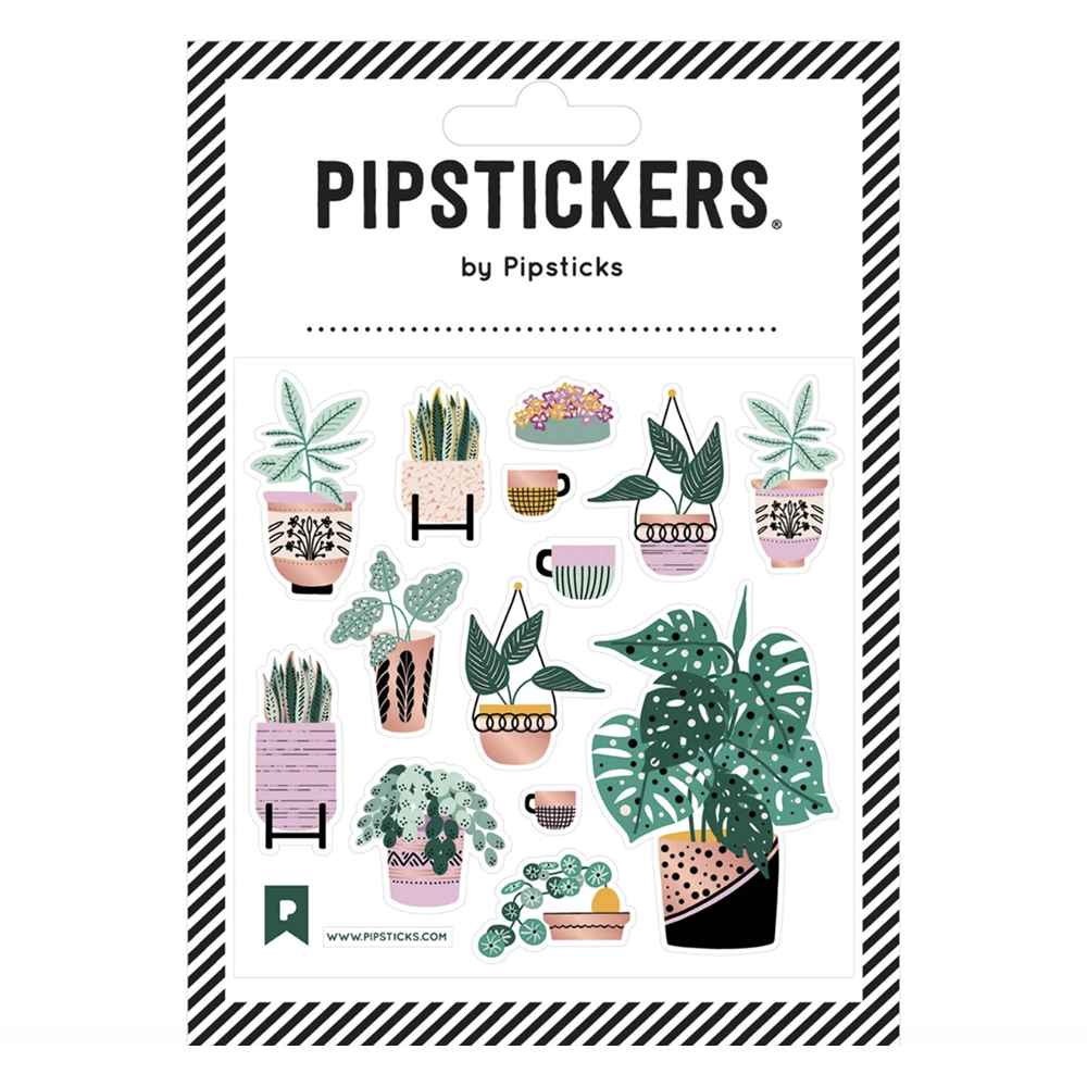 Pipsticks Growing Together Stickers