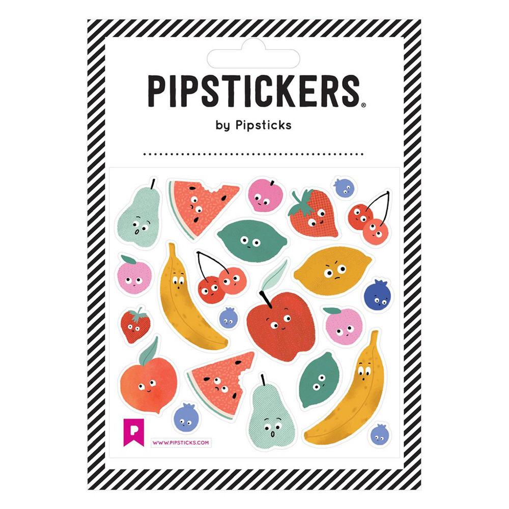 Pipsticks Feelin' Fruity Stickers