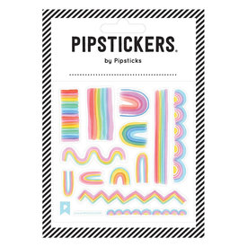Pipsticks Color Visions Stickers
