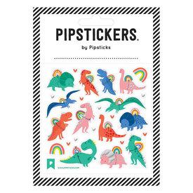 Pipsticks Dinos & Rainbow & Stickers, Oh My Stickers