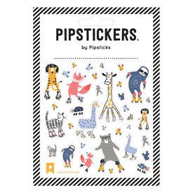 Pipsticks Rad Rollers Stickers