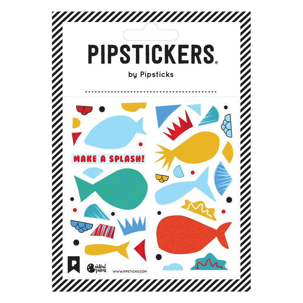 Make A Splash by The Artful Parent Stickers