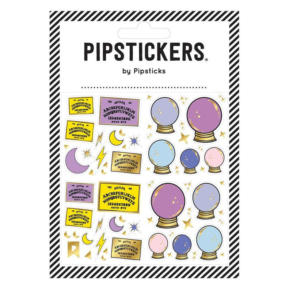 Pipsticks Ouija Play A Game Stickers