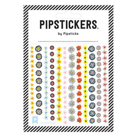 Pipsticks Flowers & Garlands Stickers