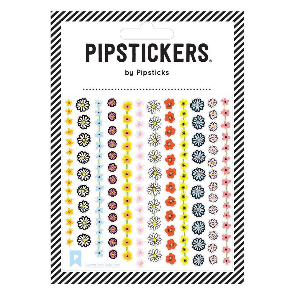 Pipsticks Flowers & Garlands Stickers